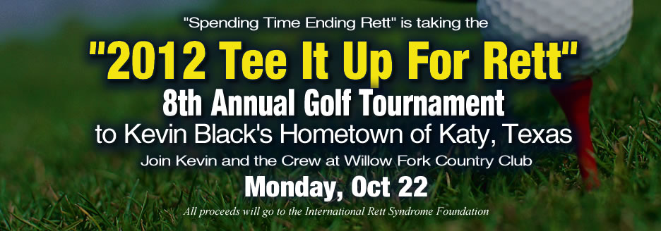 Tee it up for Rett